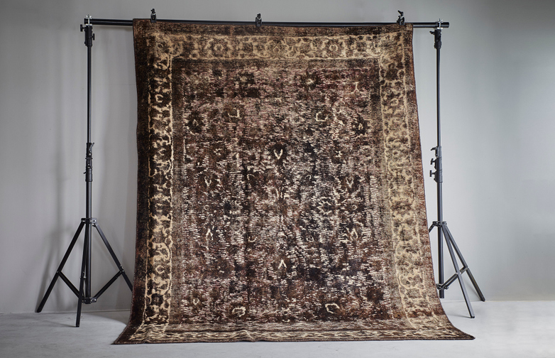 Antique Tabriz Wool – 246 x 332