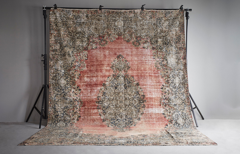 Antique Kerman Wool – 289 x 398