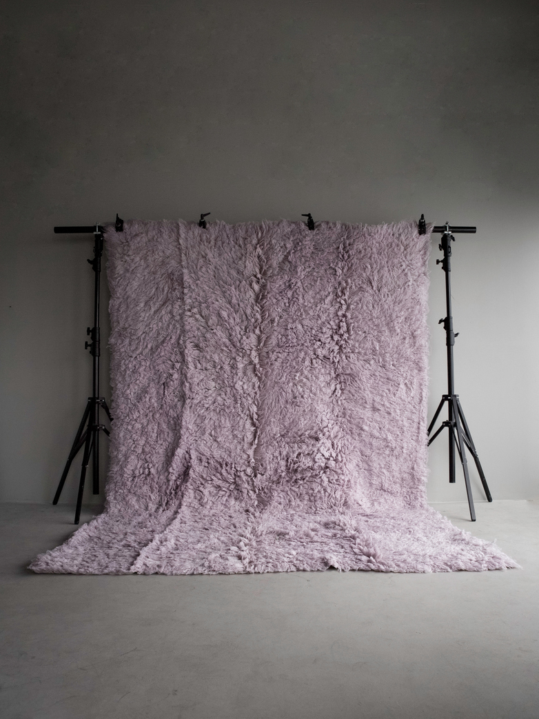 Berger Rug - Lilac