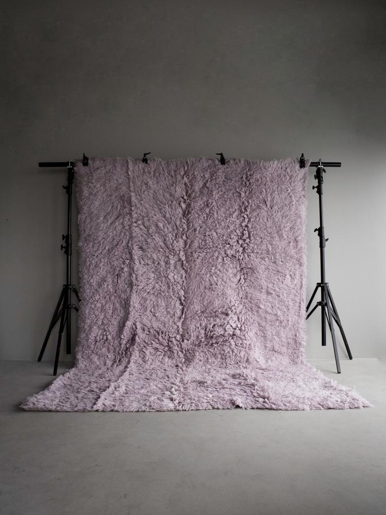 Berger Rug 300x400cm - Lilac