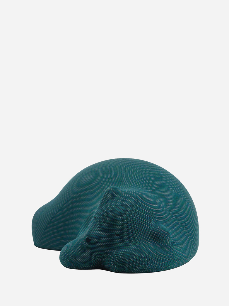Resting Bear – Turquoise