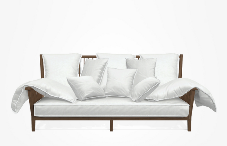 Gray 03 Sofa – Category B