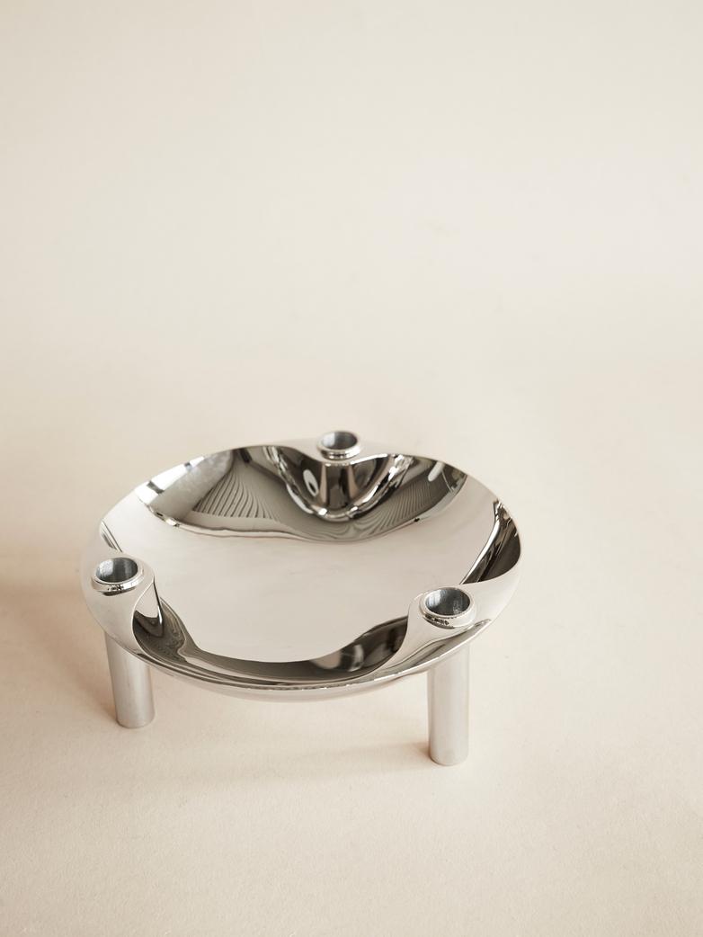 Nagel Bowl Chrome