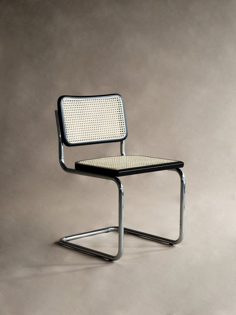Bauhaus Chair MB04 - Black Frame