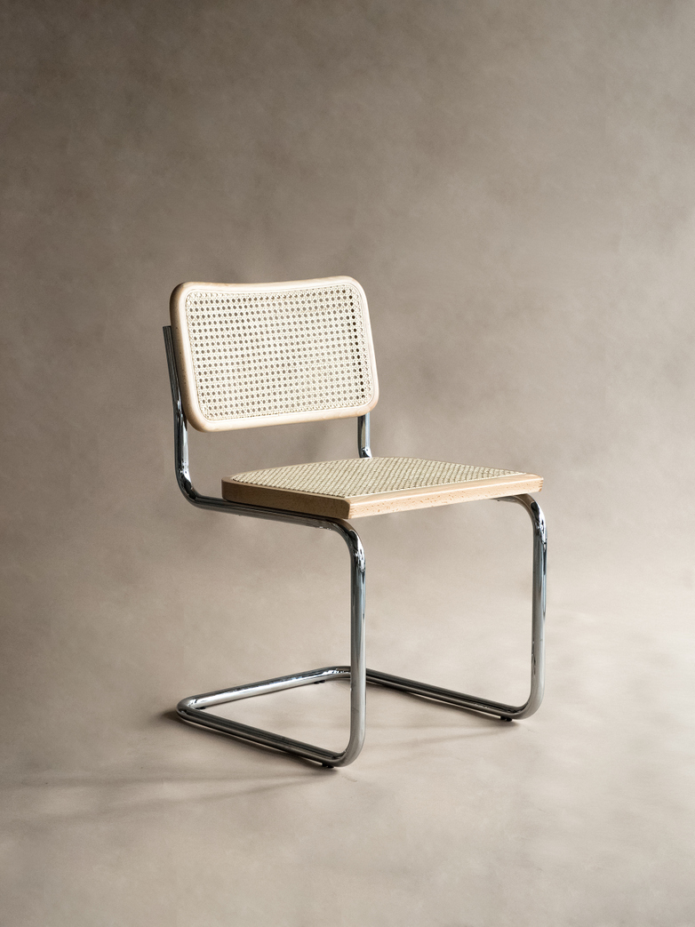 Bauhaus Chair MB04 - Natural Frame