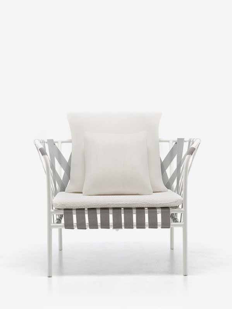 Inout 851 Armchair – Category D – Grey