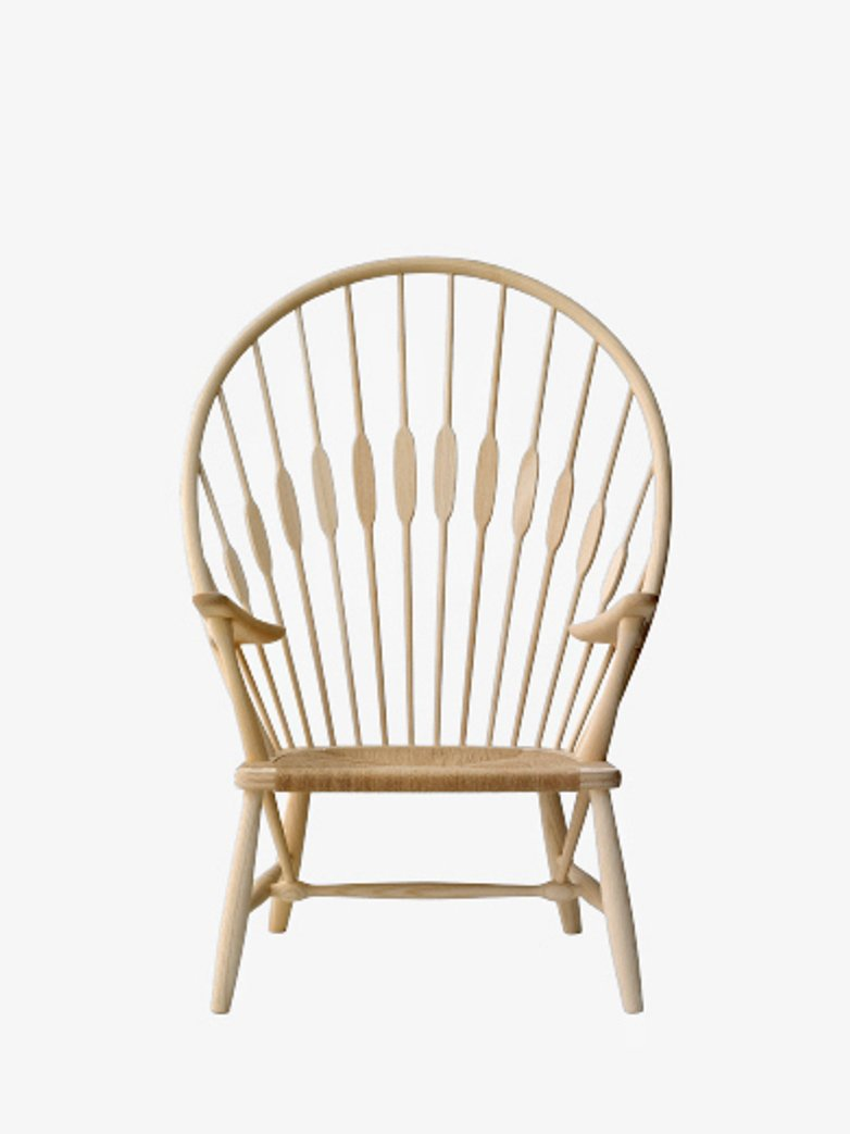 PP550 Peacock Chair – Soaptreated Ash