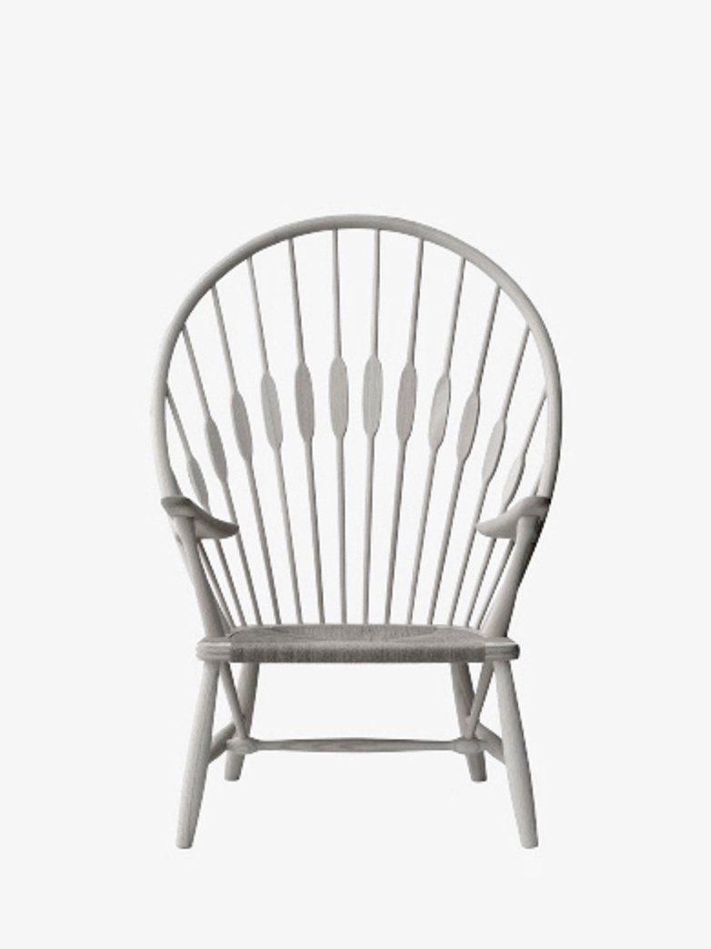 PP550 Peacock Chair – Oiled Ash