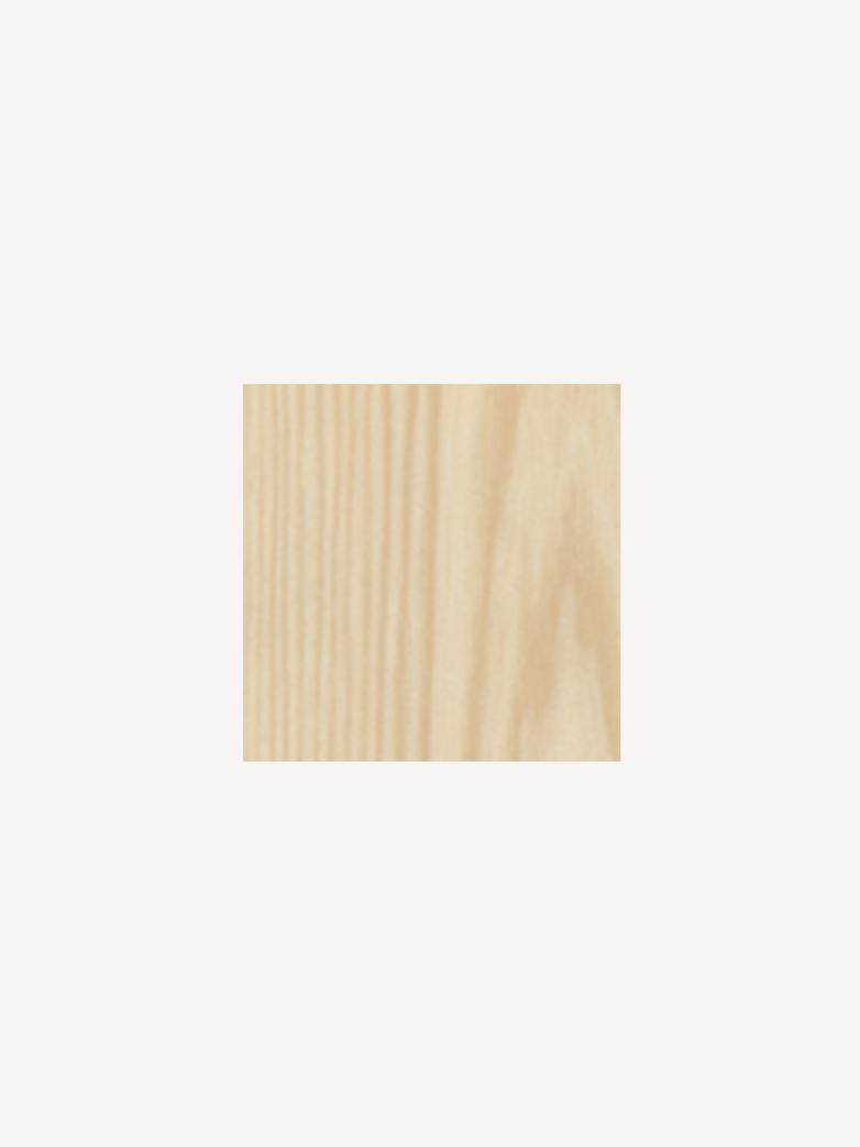 PP85 – Crossed Legged Table – Oiled Ash – 160