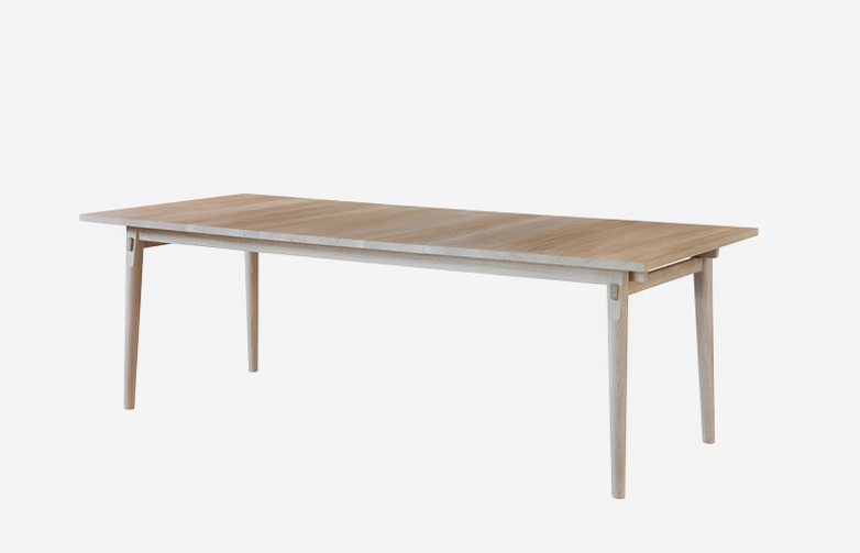 PP850 On Board Table – Soaptreated Oak