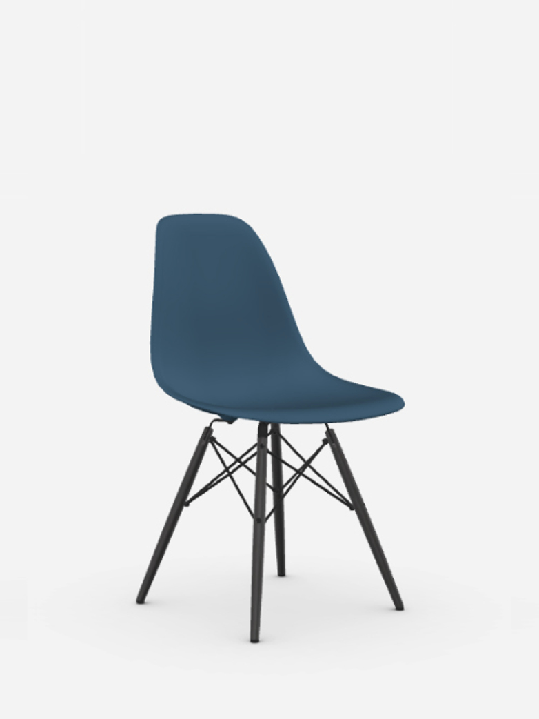 Eames Plastic Chair – DSW – Sea Blue