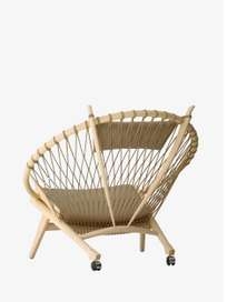 PP130 Circle Chair – Soaptreated Ash