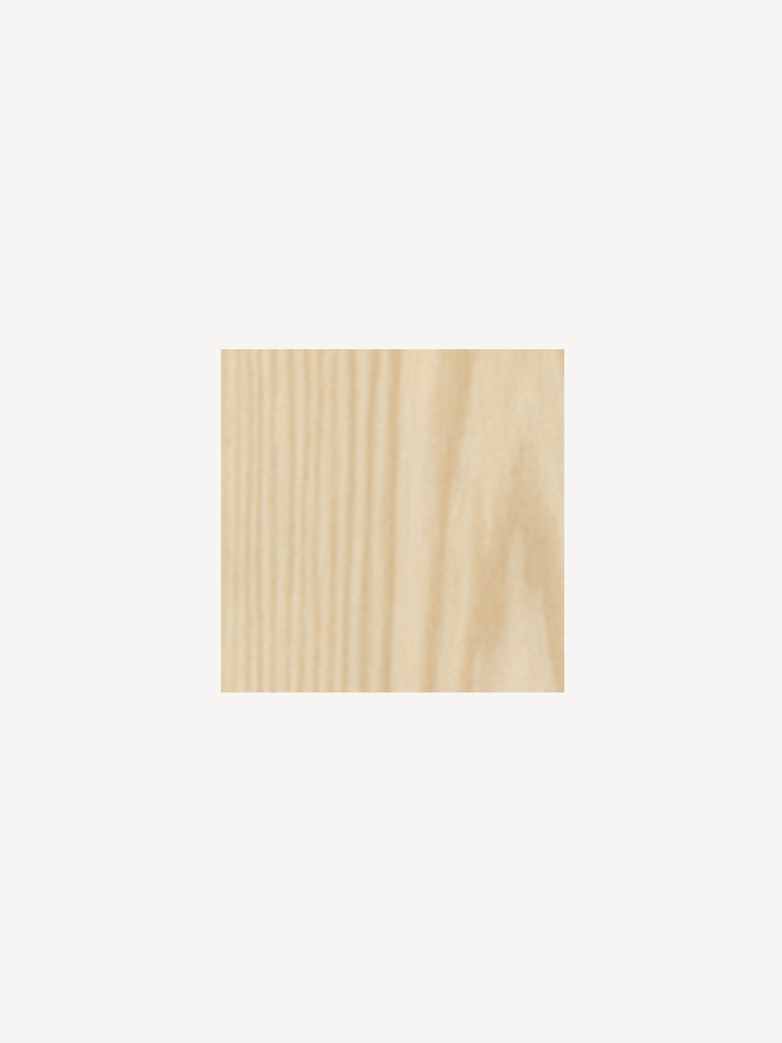 PP130 Circle Chair – Oiled Ash – Standard Fabric – Vibeke Klint