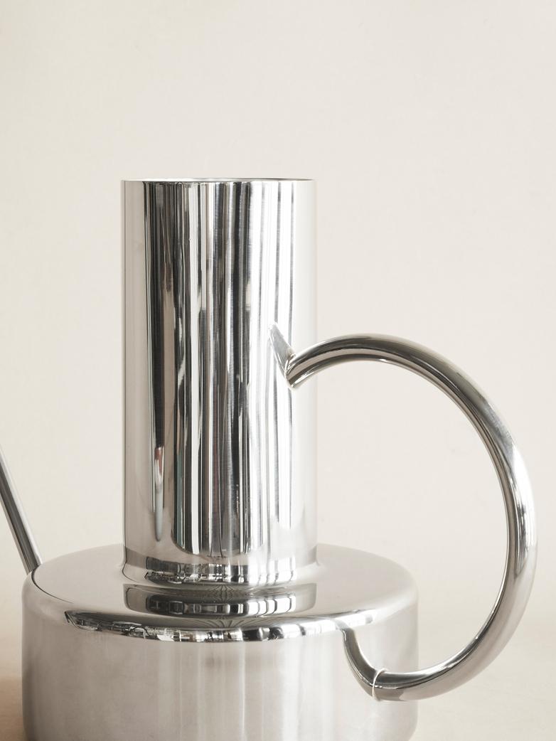 Divan Watering Can – Stainless Steel