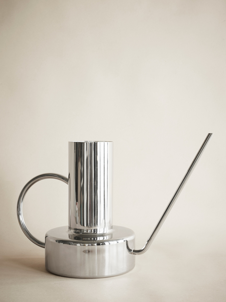Divan Watering Can – Stainless Steel