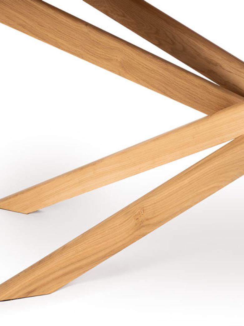 Mikado Dining Table – Oak – Oval