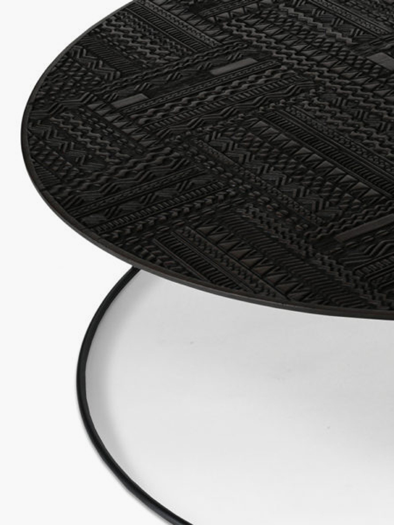 Tabwa Round Coffee Table – Ø120