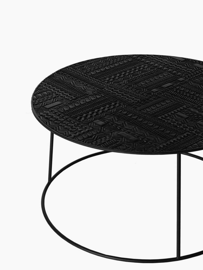 Tabwa Side Table – Ø83