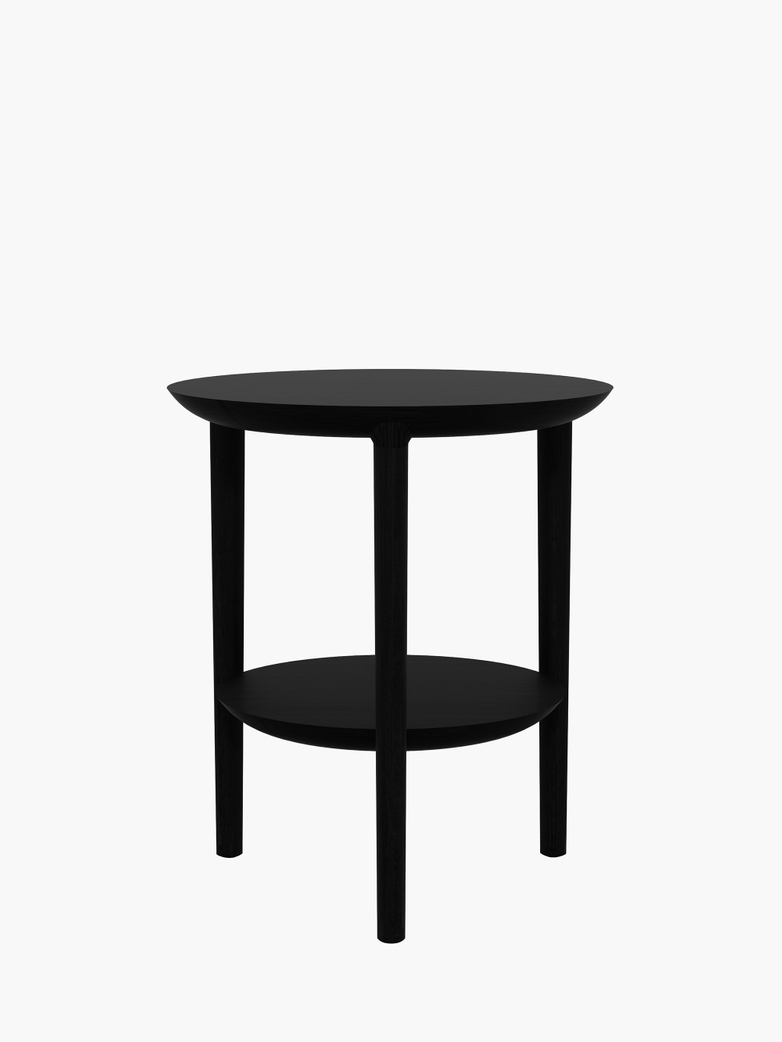 Bok Side Table – Black
