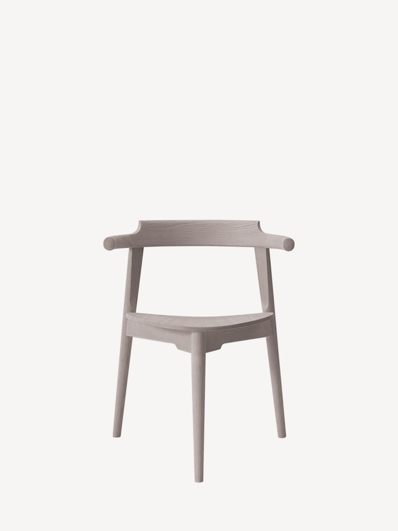 PP58/3 Chair – Lacquered Oak