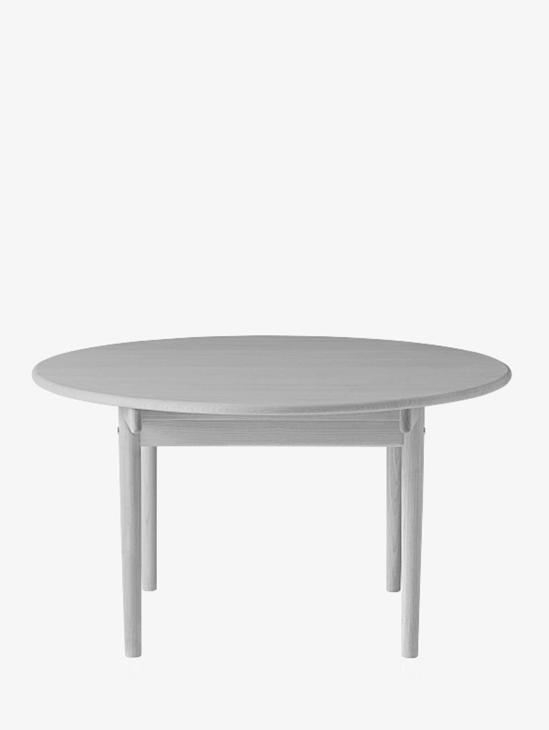 PP70 Table – Lacquered Ash – Ø140