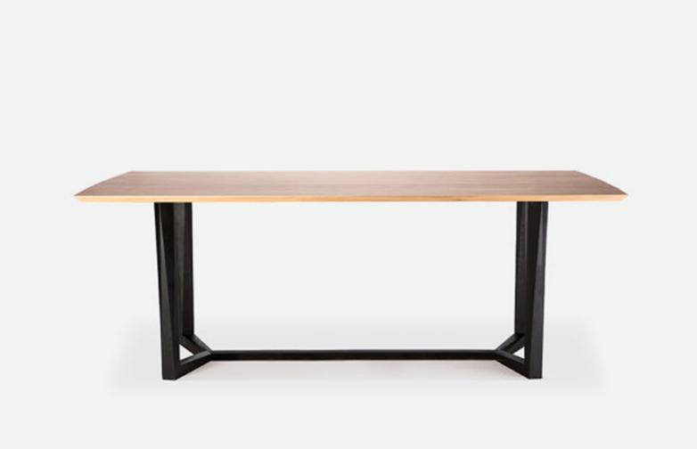 Facette Dining Table – Oak – 230 x 105