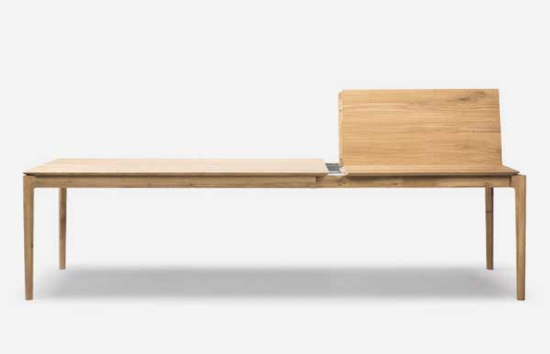 Bok Extendable Dining Table – Oak – 160/240 x 90