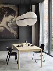 Bok Extendable Dining Table – Oak – 180/280 x 100