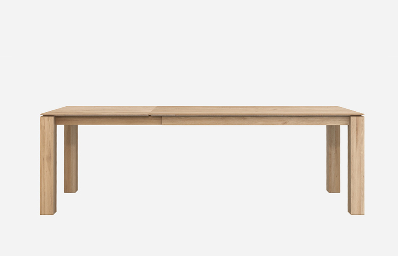 Slice Extendable Dining Table – Oak