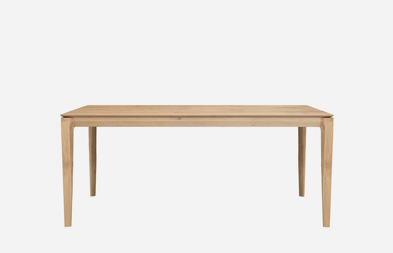 Bok Dining Table – Oak – 220 x 95