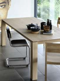 Slice Dining Table – Oak – 160 x 90
