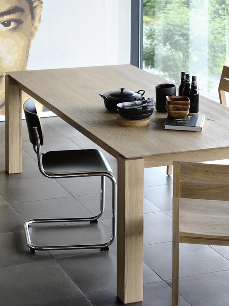 Slice Dining Table – Oak