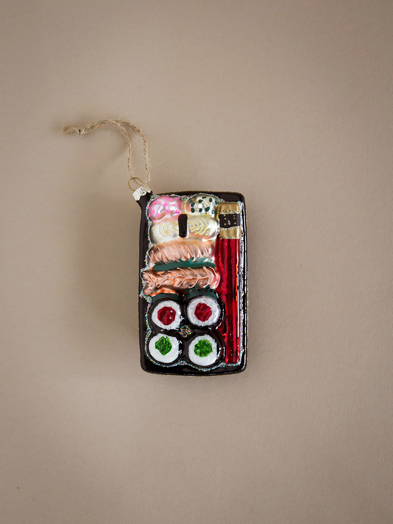 Sushi Platter Ornament