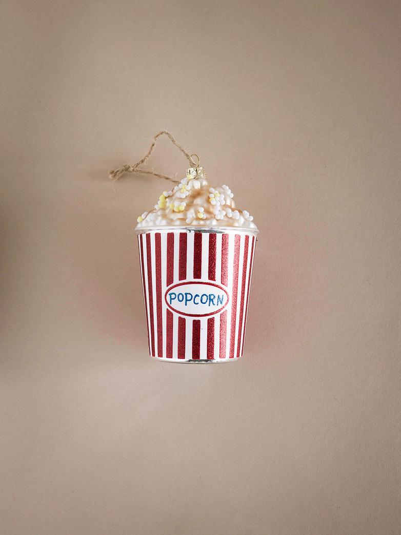 Popcorn Ornament