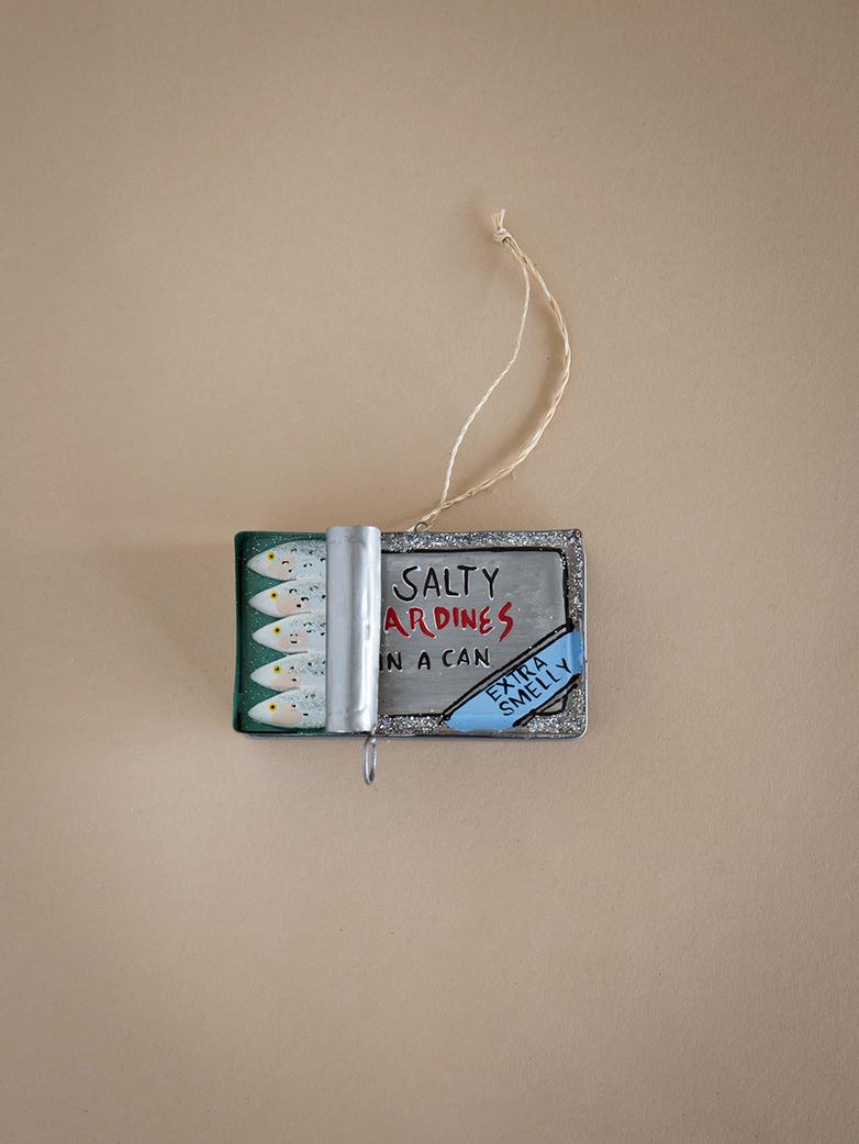 Sardines Ornament
