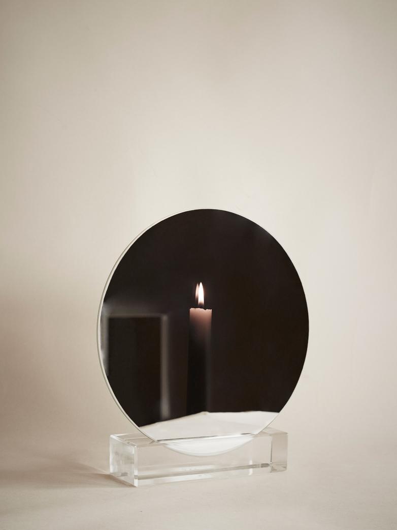 Spegla Candle Holder