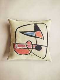 Miro Cushion – Tête D'Homme III – 45 x 45