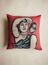 Léger Cushion – Lithographie Mourlot – 45 x 45
