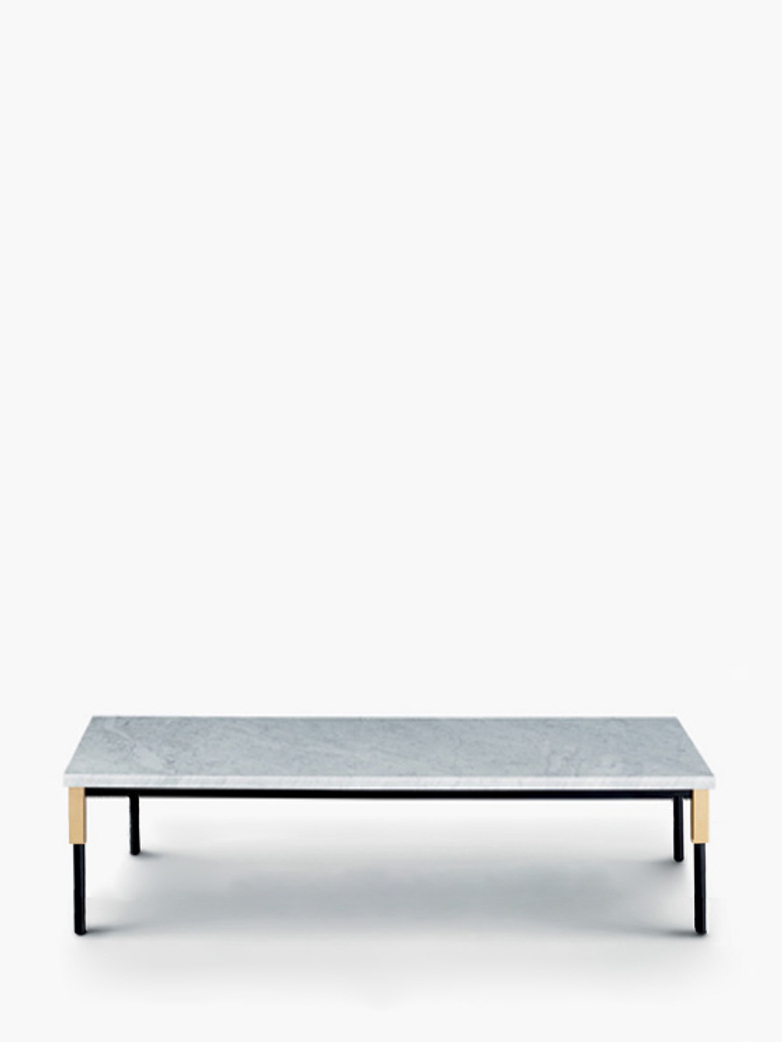 Match Small Table – Marble – 34