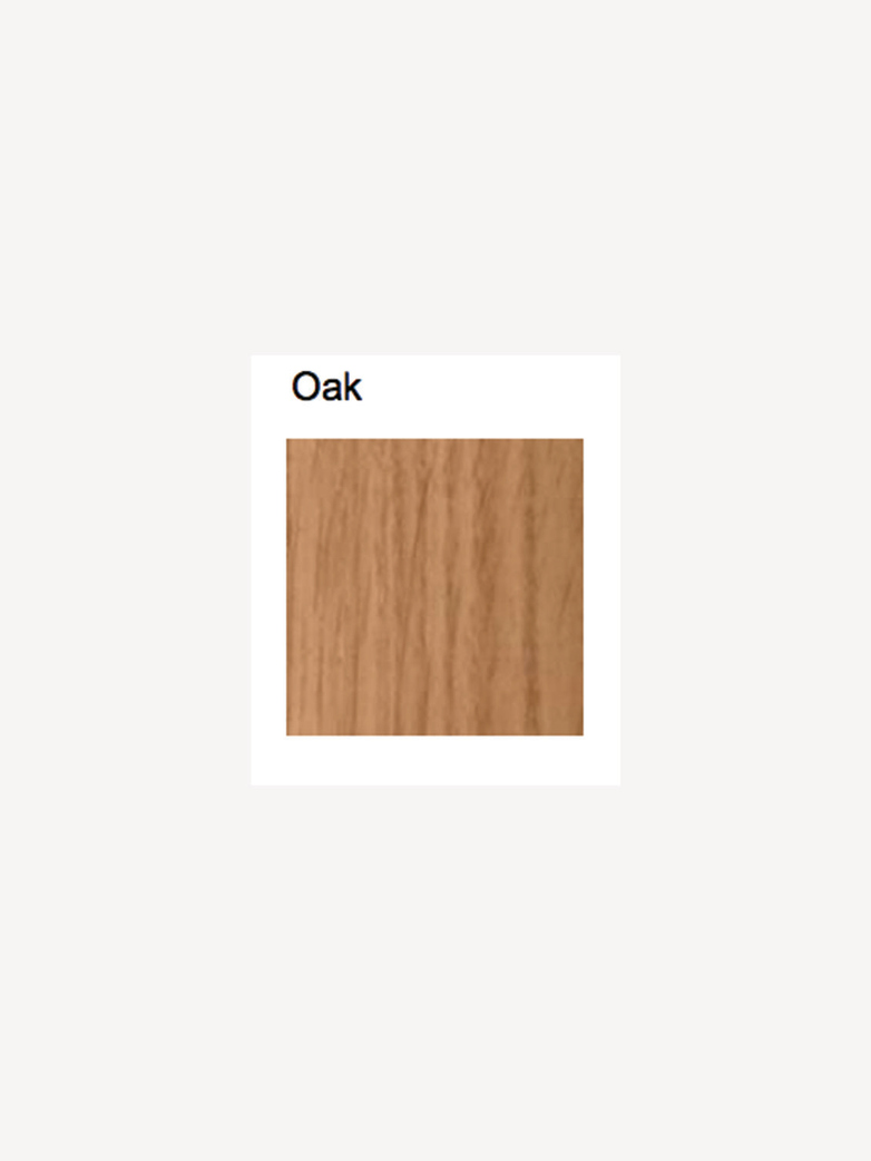 Rubycon Cabinet – 5 Cubes – Oak