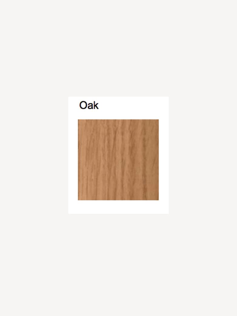 Rubycon Cabinet – 4 Cubes – Oak