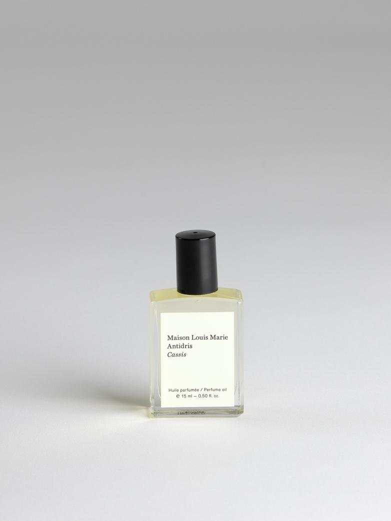 Perfume Oil Antidris Cassis