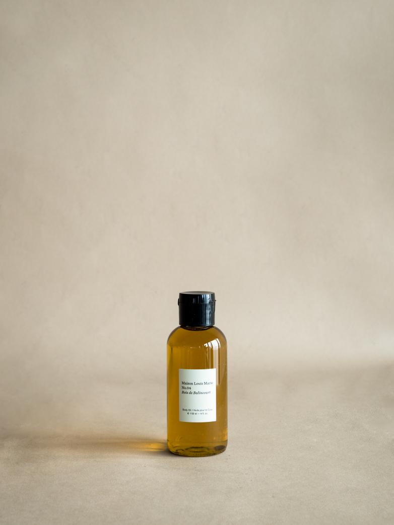 Body Oil Bois de Balincourt