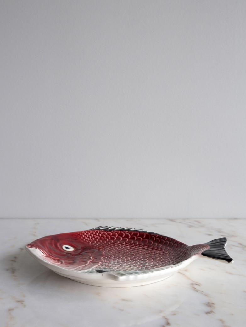 Fish Dinner Plate 27,5 cm