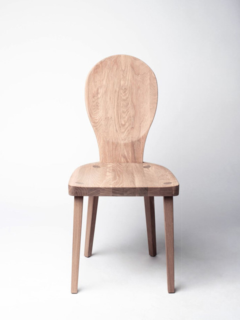 Carl Malmsten – Skedblad – Oak