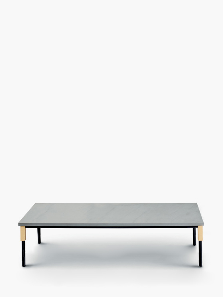 Match Small Table – Quarzite Silver – 34