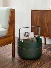 Wood Basket Emma Forêt