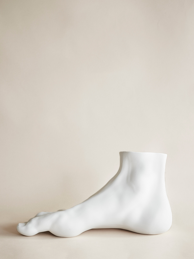 Memorabilia Mvsevm Male Foot