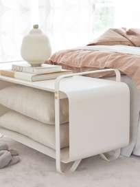 Bench Ninne – Blanc