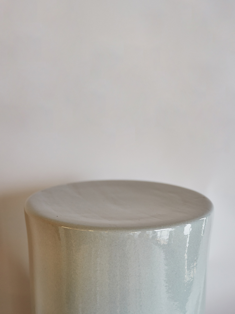 Marie - Side Table Grey